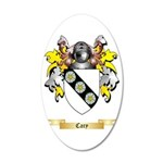 Cary 35x21 Oval Wall Decal