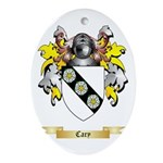 Cary Ornament (Oval)