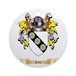 Cary Ornament (Round)
