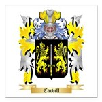 Carvill Square Car Magnet 3