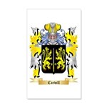 Carvill 20x12 Wall Decal