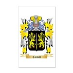 Carvill 35x21 Wall Decal
