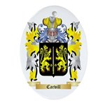 Carvill Ornament (Oval)