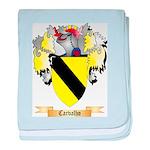 Carvalho baby blanket