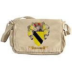 Carvalho Messenger Bag