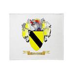 Carvalheira Throw Blanket