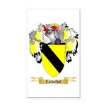 Carvalhal Rectangle Car Magnet