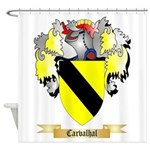 Carvalhal Shower Curtain