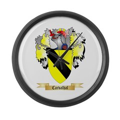 Carvalhal Large Wall Clock