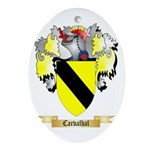 Carvalhal Ornament (Oval)