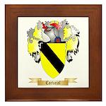 Carvajal Framed Tile