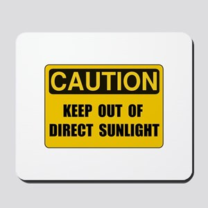Direct Sunlight Mousepad