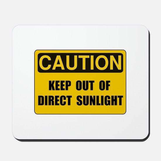 Direct Sunlight Mousepad