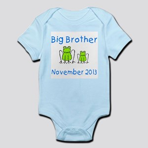 Big Brother Frogs 1113 Infant Bodysuit