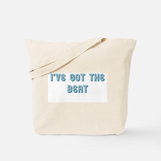 IveGotTheBeat Tote Bag