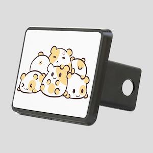 Kawaii Hamster Pile Hitch Cover
