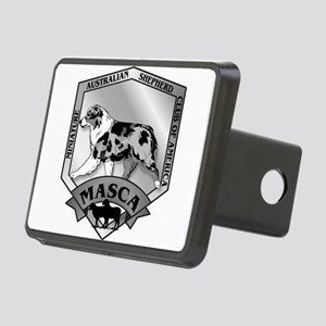 MASCA Logo B&W Hitch Cover
