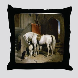 Prince George's Favorites Throw Pillow