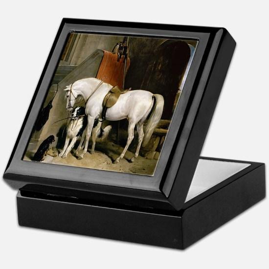 Prince George's Favorites Keepsake Box