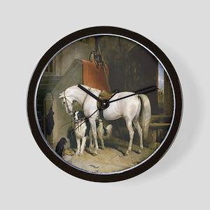 Prince George's Favorites Wall Clock