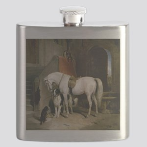 Prince George's Favorites Flask