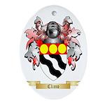 Climo Ornament (Oval)