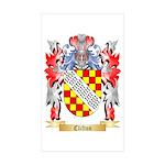Clifton Sticker (Rectangle 50 pk)