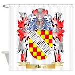 Clifton Shower Curtain