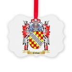 Clifton Picture Ornament