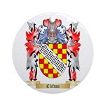 Clifton Ornament (Round)