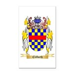 Clifforth Rectangle Car Magnet