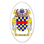 Clifforth Sticker (Oval)