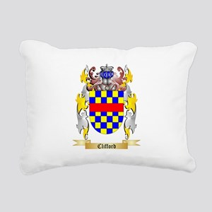 Clifford Rectangular Canvas Pillow