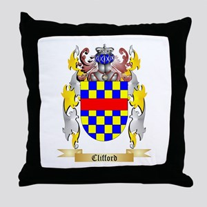 Clifford Throw Pillow