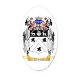 Cliburn Oval Car Magnet
