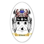 Cliburn Sticker (Oval)