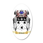 Cliburn 20x12 Oval Wall Decal
