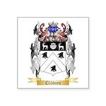 Clibborn Square Sticker 3