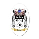 Clibborn 35x21 Oval Wall Decal