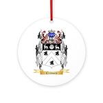 Clibborn Ornament (Round)