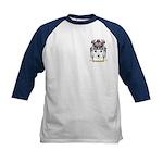 Clibbon Kids Baseball Jersey