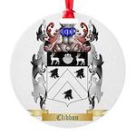 Clibbon Round Ornament