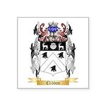 Clibbon Square Sticker 3