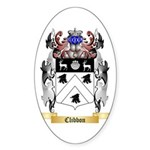 Clibbon Sticker (Oval 10 pk)