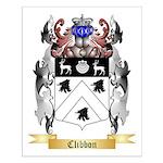 Clibbon Small Poster
