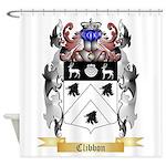 Clibbon Shower Curtain