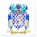 Cleworth Square Car Magnet 3