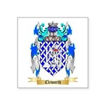 Cleworth Square Sticker 3