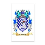 Cleworth 20x12 Wall Decal