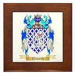 Cleworth Framed Tile